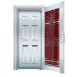 Самомоднейшая дверь безопасности нержавеющей стали