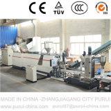 Sacchetto residuo dei pp che ricicla la macchina di granulazione di pelletizzazione (PURUI)