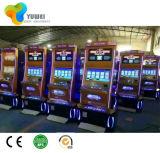 Новый красивейший изогнутый изогнутый шкаф машины шлица экрана играя в азартные игры для казина