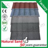 Тип плитка каменной плитки Soncap римский толя цветастого камня Coated