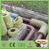 耐火性の熱岩綿の管の建築材料