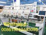 Wonyo ha utilizzato la macchina industriale del ricamo di Tajima con il grande schermo