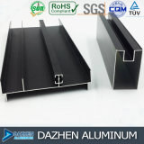 Fabrik-Großverkauf-Aluminiumfenster-Tür-Strangpresßling-Profil mit unterschiedlicher Farbe