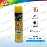 Cera inofensiva prefabricada del polaco del aerosol de aerosol de las casas de madera
