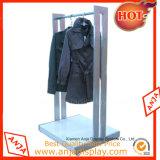 Kleidung-Bildschirmanzeige-Zahnstangen-Kleidungs-Ausstellungsstand