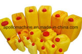la botella Jerry del HDPE de 20L 25L 30L conserva la máquina del moldeo por insuflación de aire comprimido
