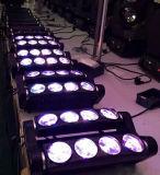 Chaque DEL peut contrôler la lumière d'étape du CREE RGBW