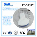Laptop-Tablette erhältlicher USB-Ultraschall-Scanner-bewegliches Ultraschall-System