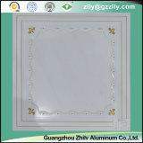 Azulejos de aluminio frescos y elegantes del techo