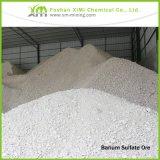Sulfato de bário do preço da fábrica bom para a pureza do revestimento 96%+ Baso4 do pó