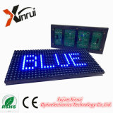 P10 DIP Single Color Blue LED Screen Module Text Display