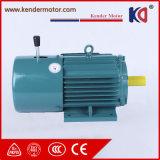 Motor (eléctrico) eléctrico trifásico de la CA del arrabio