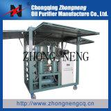 オイルのろ過、オイルのリサイクルのためのシリーズZydの二重段階の変圧器の油純化器