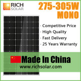 modulo solare monocristallino di 300W PV