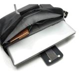 """Sacchetto della maniglia del messaggero della cassa del taccuino del computer portatile di pollice dei nuovi uomini di colore impermeabili 14 """""""
