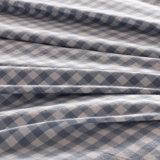コテッジのための環境の綿の緑の慰める人セット
