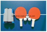 Ensemble de tennis de table avec pagaies et balles
