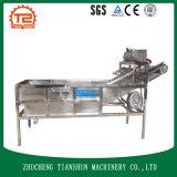 Lavatrice di verdure automatica con la rondella di pressione per la trasformazione delle verdure