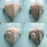La máscara de polvo de la taza Ffp2 con Niosh N95 aprobó