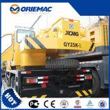 Kran des China-preiswerter LKW-Kran-Qy25k-II (des LKW-mechanisches) 25t