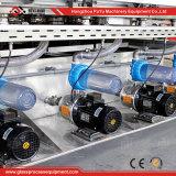 De horizontale Wasmachine van het Glas voor AutomobielGlas