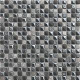 Preiswerte Kristallglas-Mosaik-Fliese des Preis-15*15