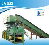 Completamente máquina Hba100-110125 de empacotamento hidráulica horizontal para o plástico