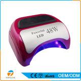 Preço competitivo Fábrica de suprimentos Secador de salão de uñas Máquina de pregos rápidos