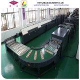 Zwei Bandspule-vollautomatische Draht-Papierheftklammer-verbindlicher Übungs-Buch-Produktionszweig Ld1020p Maschine