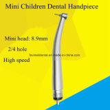 특별히 치과 소형 작은 맨 위 고속 Handpieces 아이들을%s 4개의 구멍