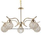 Lâmpada decorativa da boa iluminação interna do preço para a luz de teto do candelabro