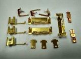 Изготовленный на заказ штемпелюя латунный стержень, медные терминальные волочения, электрический стержень PCB