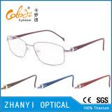 Blocco per grafici di titanio di vetro ottici di Eyewear del monocolo dell'ultimo Pieno-Blocco per grafici di disegno (9312)