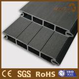 Cerca compuesta de la aislamiento del poste de aluminio Anti-ULTRAVIOLETA de WPC