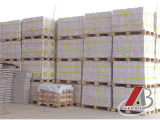 Het Chinese Zuivere Witte Opgepoetste Marmer betegelt 60X60X1.8cm