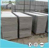 Materiais de construção modernos compostos do painel de parede do cimento da fibra