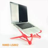 Heißer Verkaufs-justierbarer roter Laptop-Notizbuch-Standplatz