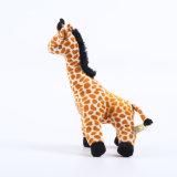 Jouet mou de peluche bourré par giraffe animale