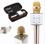 Mini micrófono de condensador sin hilos popular de Bluetooth Ss-Q7
