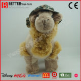Alta calidad del desgaste suave del juguete camello Sombrero