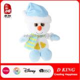 Gevulde Stuk speelgoed van uitstekende kwaliteit van Whiite van de Gift van Kerstmis het Sneeuwman