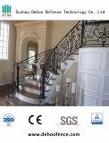 Лестница металла ограждая с новыми конструкцией и высоким качеством