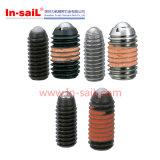 Atuadores do Mini-Deslocamento predeterminado com ou sem o bujão