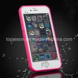 Защитное водоустойчивое iPhone 6/6plus аргументы за телефона TPU