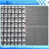 Rete metallica quadrata unita galvanizzata