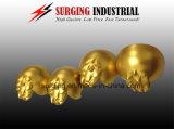 Части CNC точности металла/нержавеющей стали высокого качества выполненные на заказ подвергая механической обработке латунные