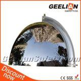 Зеркало высокопрочного акрилового материального купола четверти безопасности выпуклое
