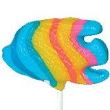 Caramelo animal colorido del estallido del océano por el tiempo libre