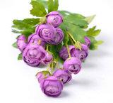 Bouquet artificiel de fleur de pivoine pour des vacances de mariage