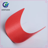 China Factory Curve Plastic Hat Visor